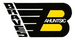 Logo BRAVES AHUNTSIC